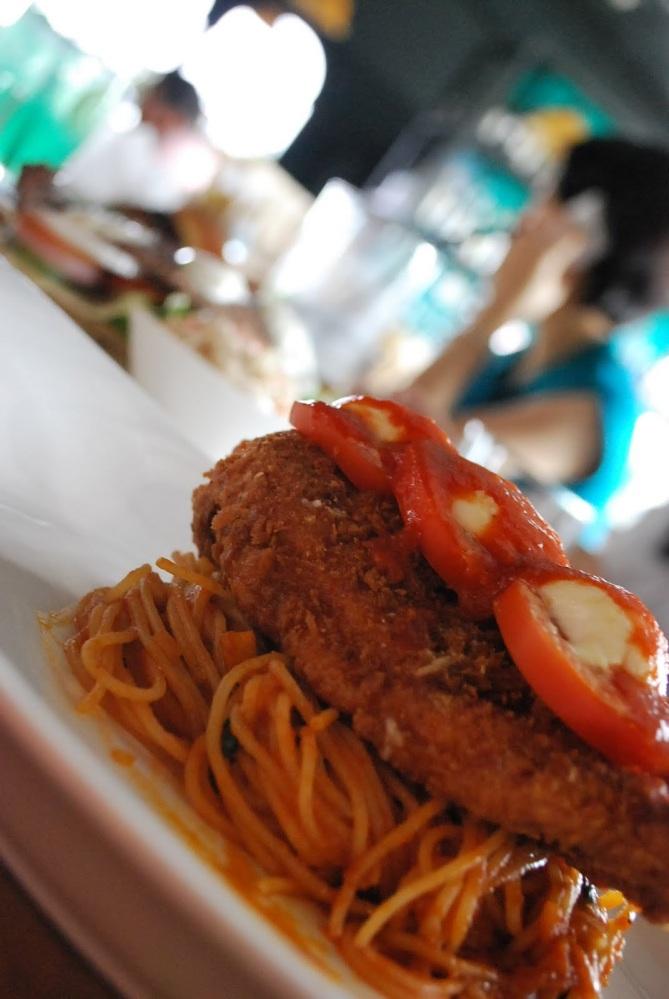 Bangkok dining: The Garret @ Ekamai (4/6)