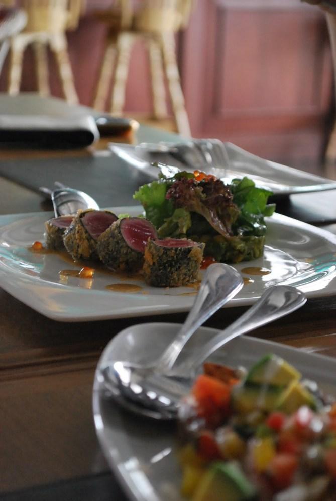 Bangkok dining: The Garret @ Ekamai (5/6)