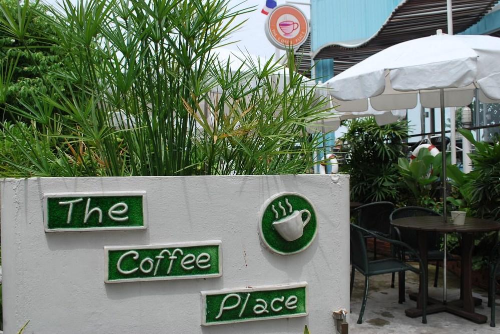 Bangkok Must See: Vivi The Coffee Place (1/6)