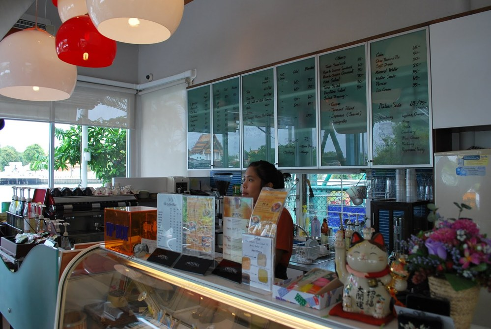 Bangkok Must See: Vivi The Coffee Place (2/6)