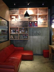 Chu cute sofa corner
