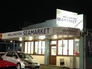 Wellington Seamarket Outlet